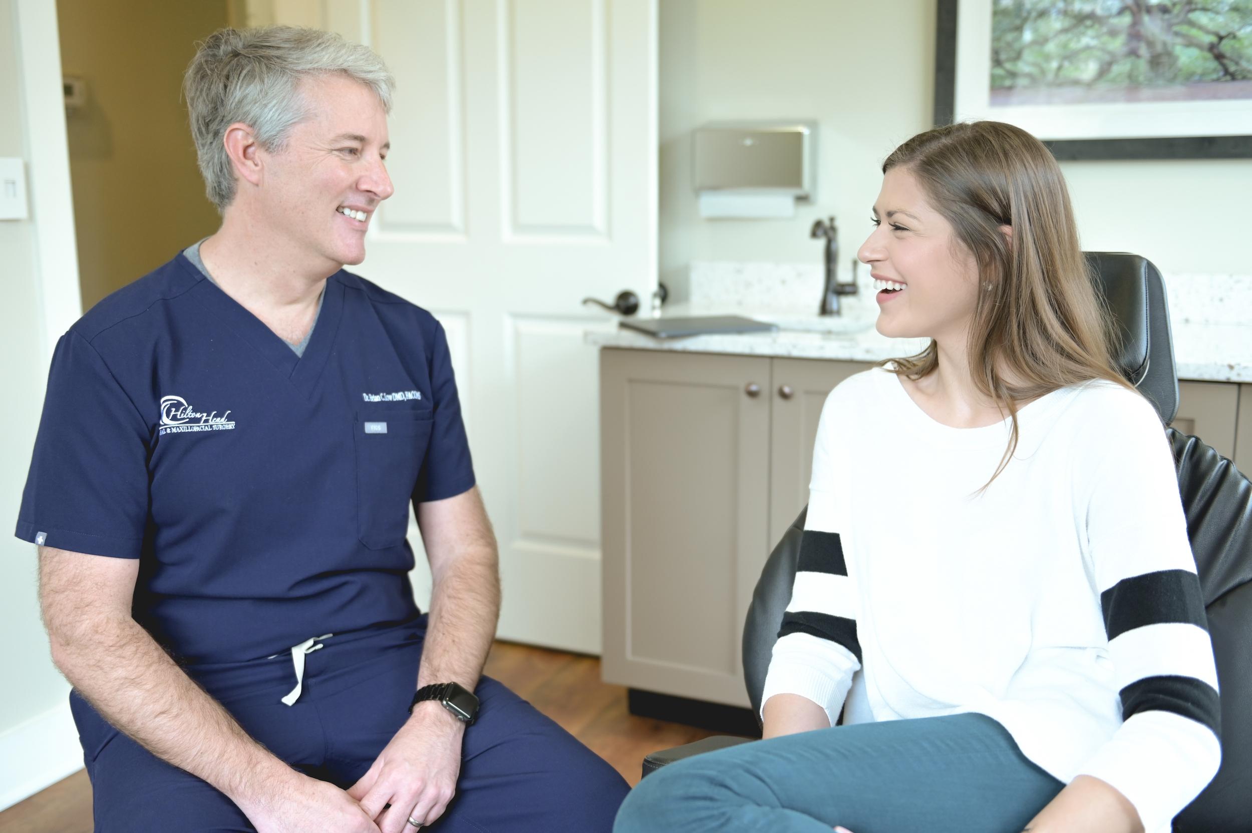 Hilton Head Oral & Maxillofacial Surgery background image