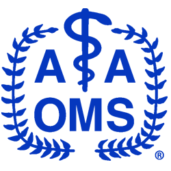 Hilton Head Oral & Maxillfacial Surgery - Dr. Brian Low - AAOMS logo